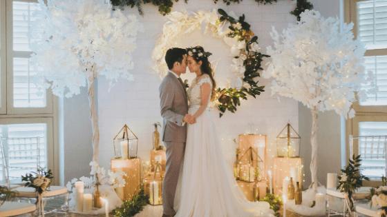 singapore wedding services - designs