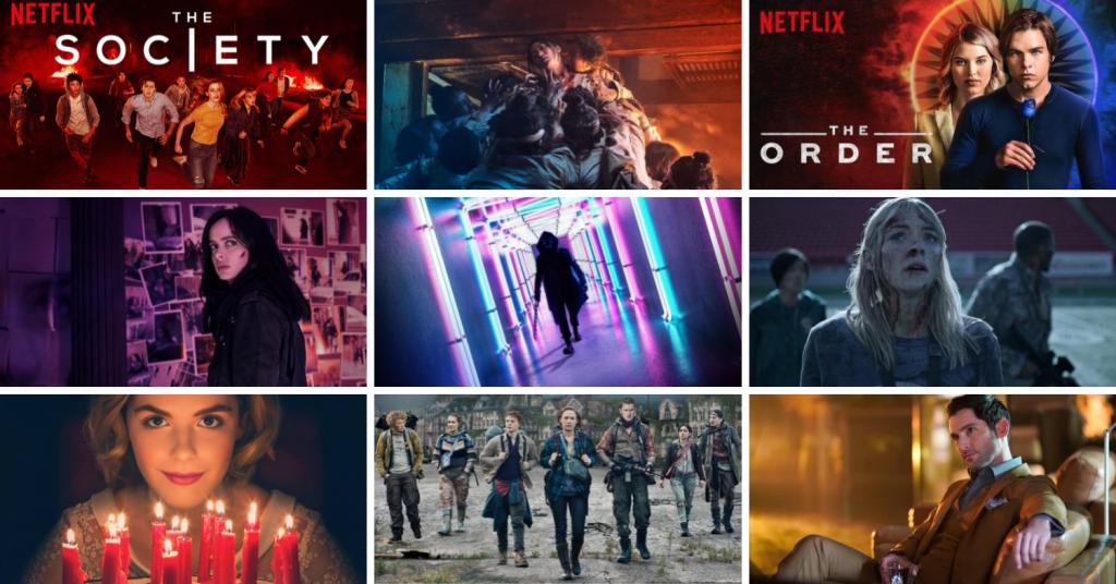 Netflix shows Singapore