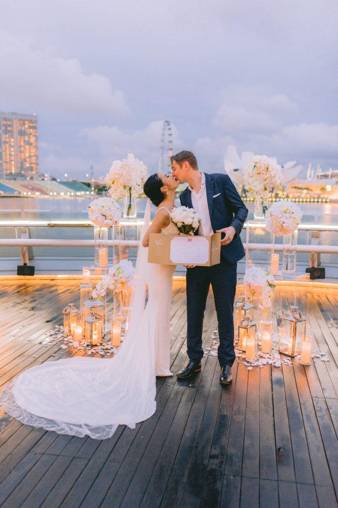 monti wedding