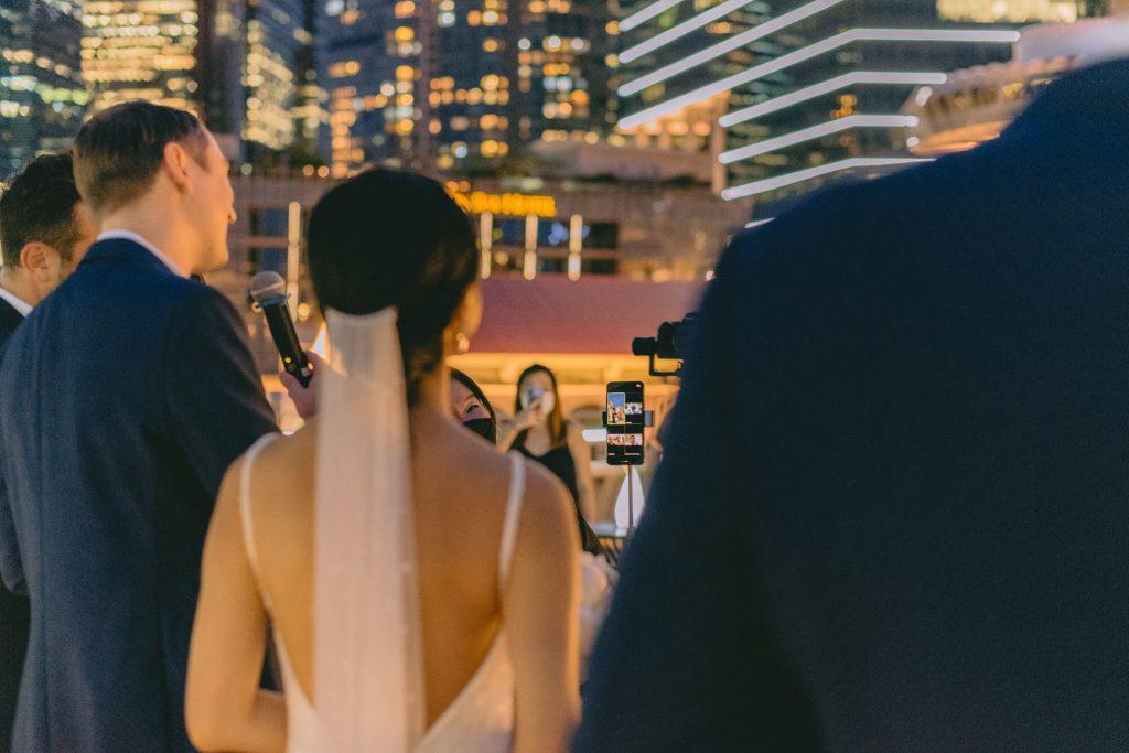 virtual wedding Singapore