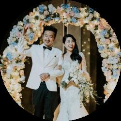 Guo Jie & Florence