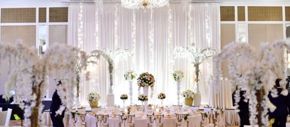 Wedding Theme Color Inspiration White